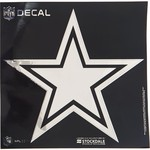 Stockdale NFL Metallic Vinyl Die-Cut Team Decal