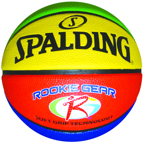 Display product reviews for Spalding Rookie Gear Youth Basketball