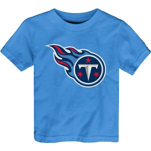 NFL Infant Boys' Tennessee Titans Team Logo Short Sleeve T-shirt