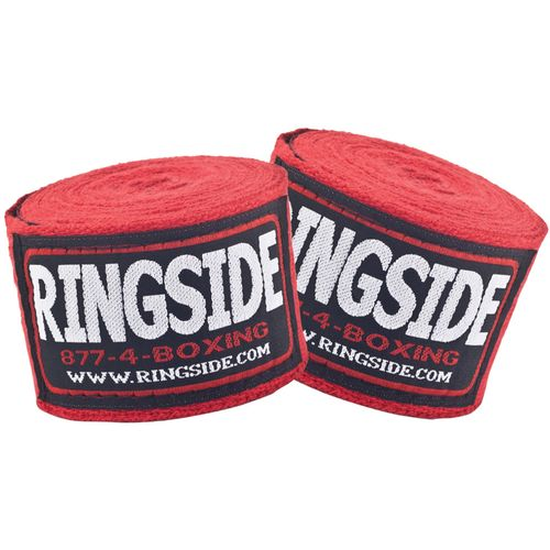 Display product reviews for Ringside Adults' Cotton Standard Boxing Hand Wraps