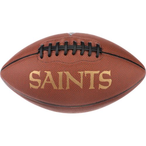 NFL New Orleans Saints RZ-3 Pee-Wee Football - view number 2