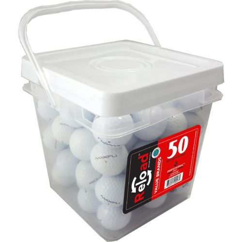 PG Professional Golf Reload™ Recycled Golf Balls 50-Pack - view number 1