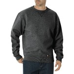 Dickies Men's Midweight Fleece Crew Neck Pullover