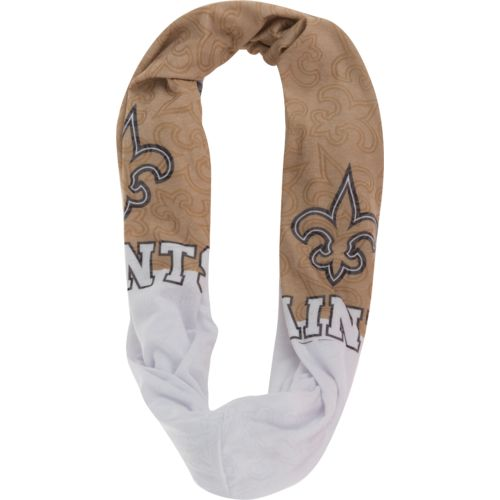 Concepts Sport Women s New Orleans Saints Infinity Scarf