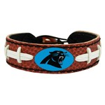 GameWear Carolina Panthers Classic NFL Football Bracelet
