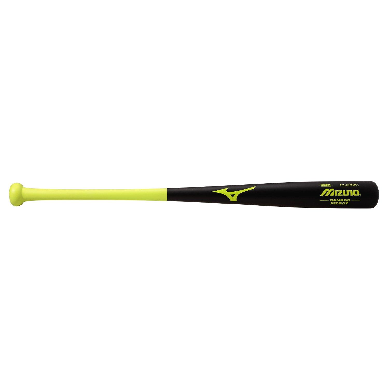Mizuno Adults' Classic Bamboo MZB62 Baseball Training Bat
