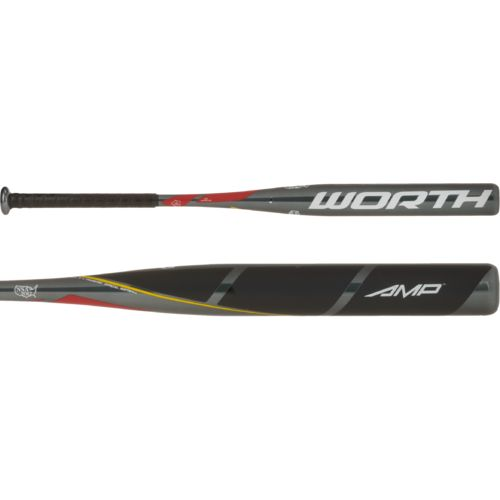 Worth® Amp Reload Slow-Pitch Alloy Softball Bat