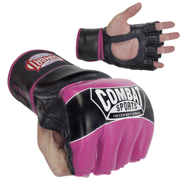 Combat Sports International Pro-Style MMA Gloves