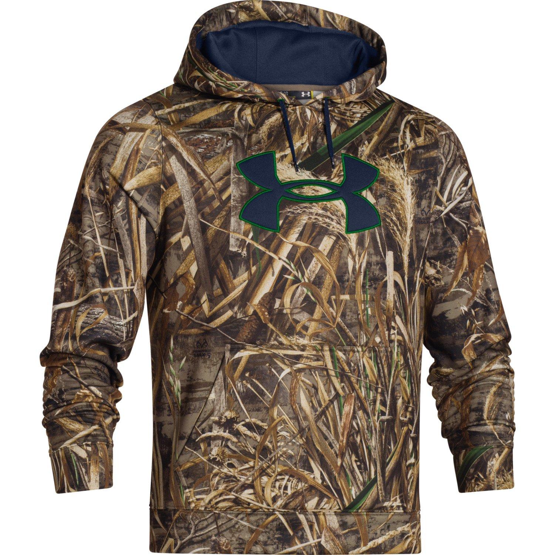Under Armour™ Men's Armour® Fleece Camo Big Logo
