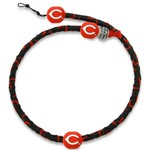 GameWear Adults' Cincinnati Reds Team Color Frozen Rope Baseball Necklace
