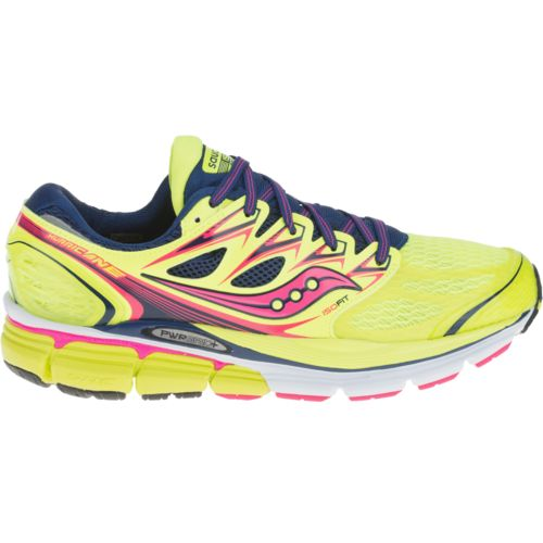Display product reviews for Saucony Women's Hurricane Running Shoes