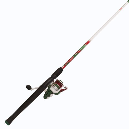Zebco El Pescador 7' M Freshwater Spinning Rod and Reel Combo