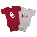 Oklahoma Sooners Infants Apparel