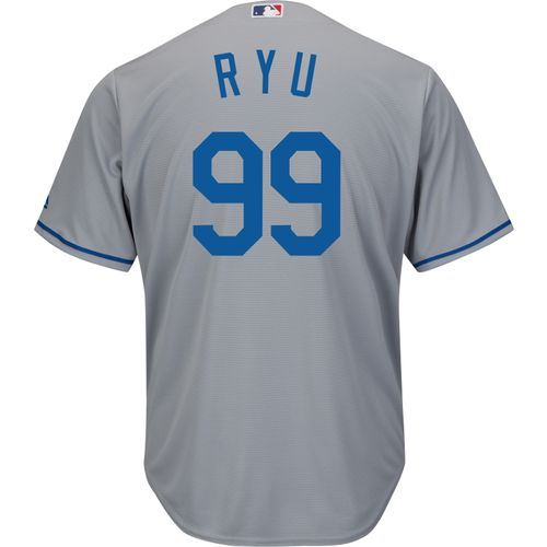 Majestic Men's Los Angeles Dodgers Hyun-jin Ryu #99 Cool Base® Jersey - view number 1