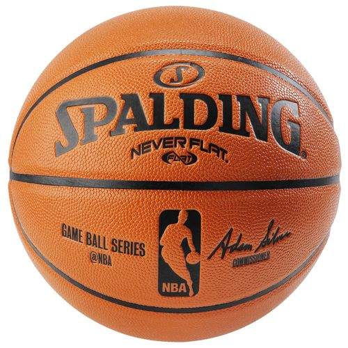 Display product reviews for Spalding NEVERFLAT® Basketball