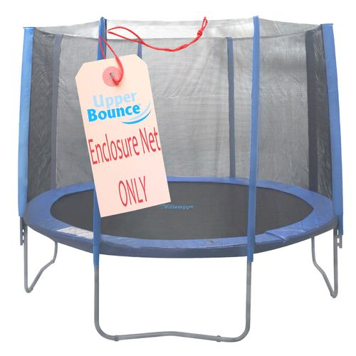 Upper Bounce® 10' Replacement Enclosure Net for 8-Pole Trampoline