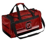 Forever Collectibles™ University of South Carolina Medium Striped Core Duffel Bag
