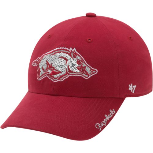 '47 Women's University of Arkansas Sparkle Team Color Cleanup Cap