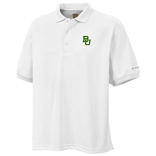 Columbia Sportswear Men's Baylor University Perfect Cast Polo Shirt