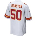 Nike Men's Kansas City Chiefs Justin Houston #50 Replica Away Game Jersey - view number 1