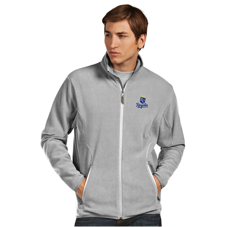 Antigua Men's Kansas City Royals Ice Fleece Jacket for cheap
