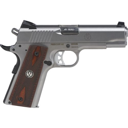 Ruger® SR1911 Commander-Style .45 ACP Centerfire Pistol