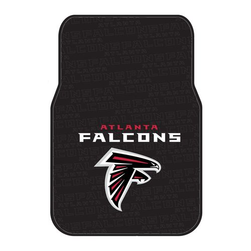 The Northwest Company Atlanta Falcons Front Car Floor Mats 2-Pack