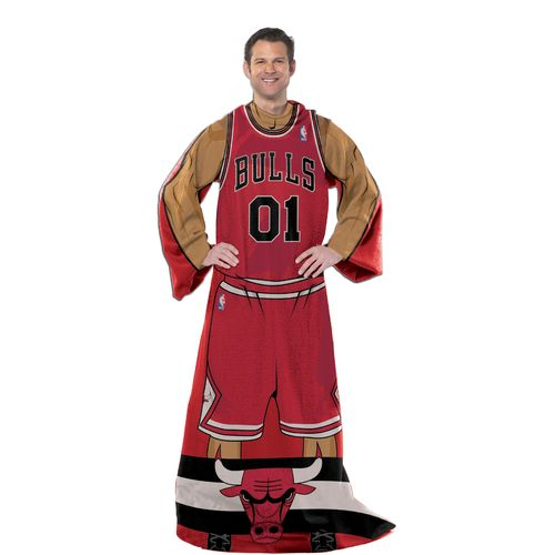 The Northwest Company Chicago Bulls Uniform Comfy Throw