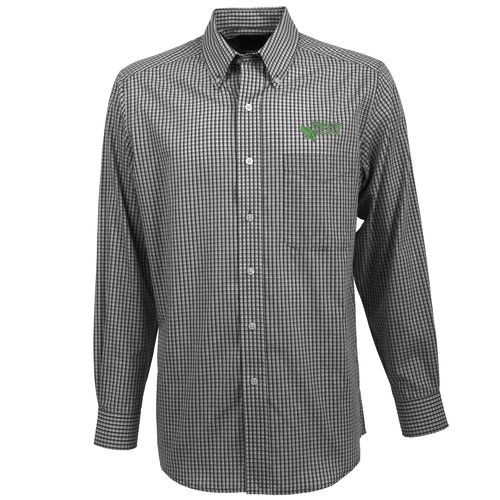 Antigua Men's University of North Texas Associate Button-Down Shirt