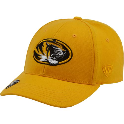 Top of the World Adults' University of Missouri Premium Collection Memory Fit™ Cap