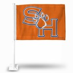 Rico Sam Houston State University Car Flag