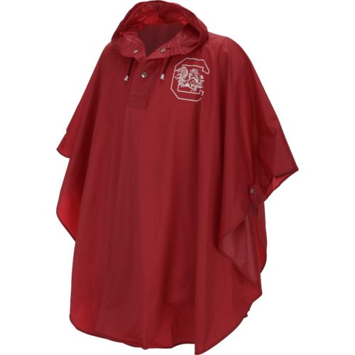 Storm Duds Men's University of South Carolina Heavy-Duty Rain Poncho - view number 1