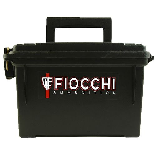 Fiocchi .22 Long Rifle 40-Grain Rimfire Ammunition