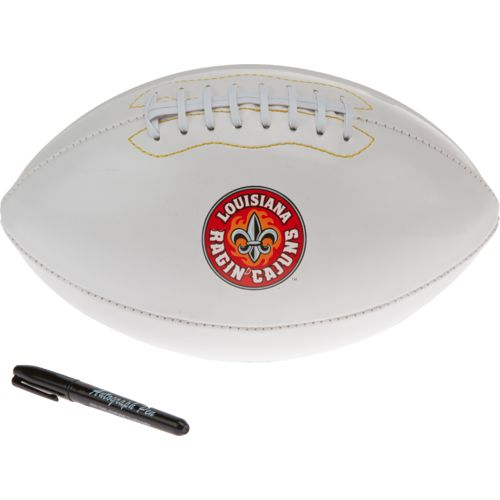 Rawlings University of Louisiana at Lafayette Signature Series Full-Size Football