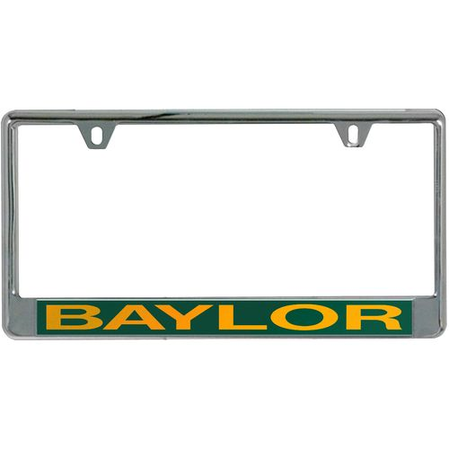 Stockdale Baylor University Mirror License Plate Frame