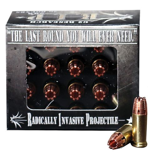 G2 Research Radically Invasive Projectile 9mm 92-Grain Centerfire Handgun Ammunition