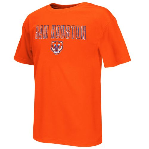 Colosseum Athletics™ Boys' Sam Houston State University Circuit Board T-shirt