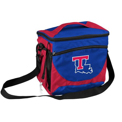 Logo™ Louisiana Tech University 24-Can Cooler