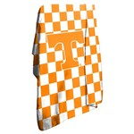 Logo™ University of Tennessee Checkerboard Classic Fleece Throw