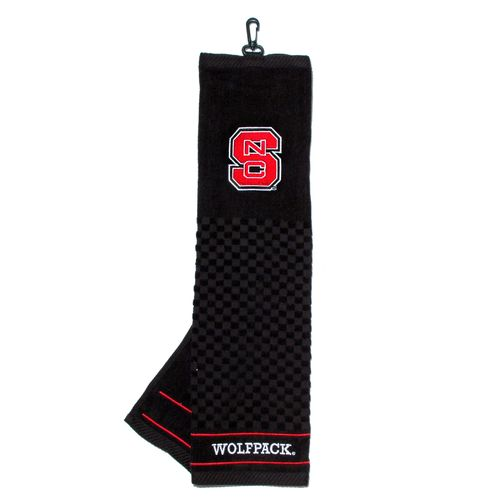 Team Golf North Carolina State University Embroidered Towel