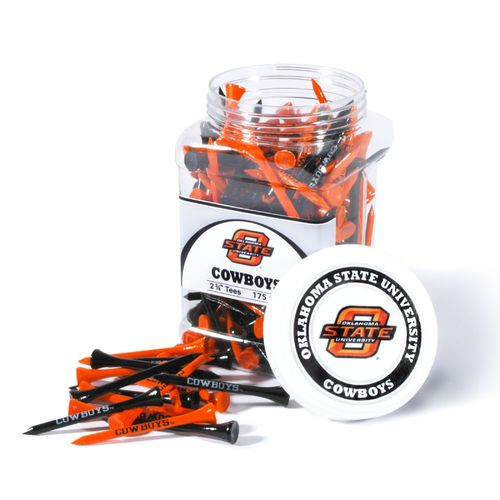 Team Golf Oklahoma State University Tees 175-Pack