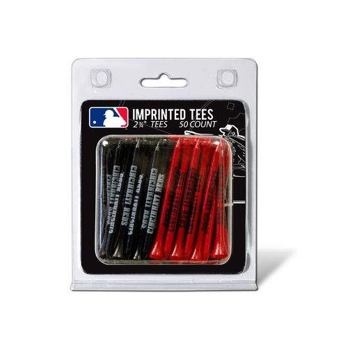 Team Golf Cincinnati Reds Golf Tees 50-Pack - view number 1