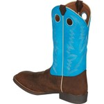 Justin Kids' Buffalo Bent Rail Western Boots - view number 3