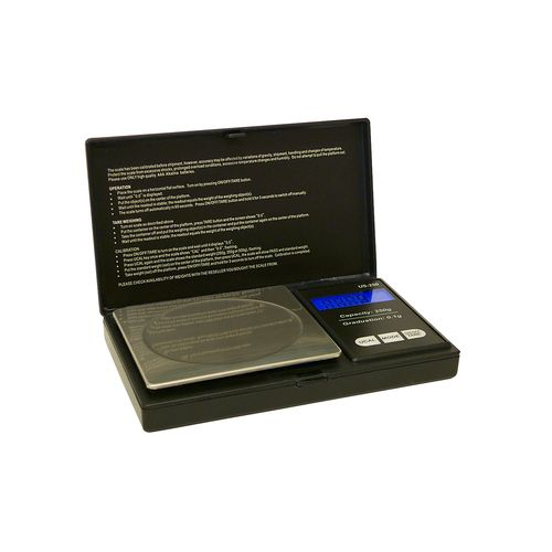 October Mountain Products US-250 Mini Pocket Digital Scale