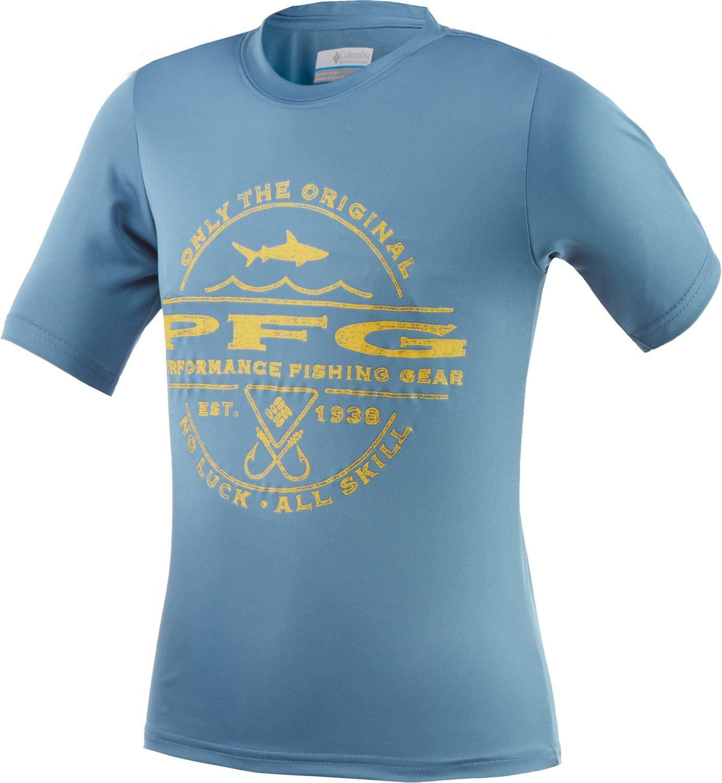 Columbia Sportswear Boys' PFG Sportsman Shark™ Graphic T-shirt