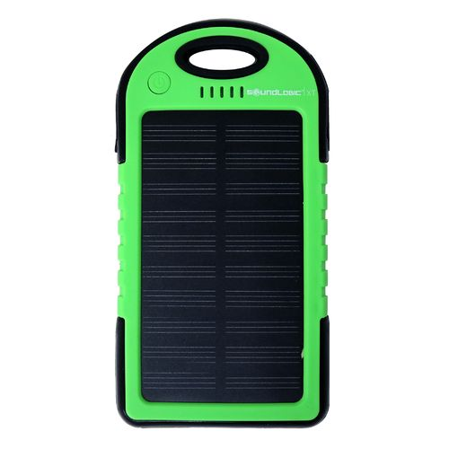 SoundLogic XT 5,000 mAh Solar Power Bank
