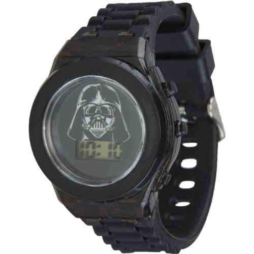 Star Wars™ Kids' Darth Vader Flashing Watch