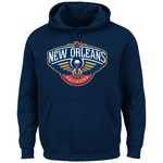 Majestic Men's New Orleans Pelicans Tek Patch™ Hoodie