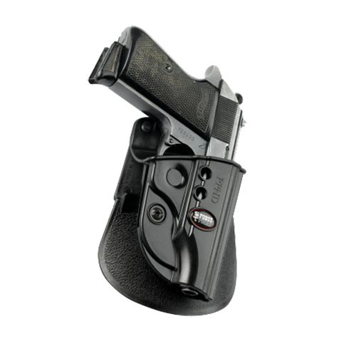 Display product reviews for Fobus Walther PPK/PPKS Roto Evolution Paddle Holster