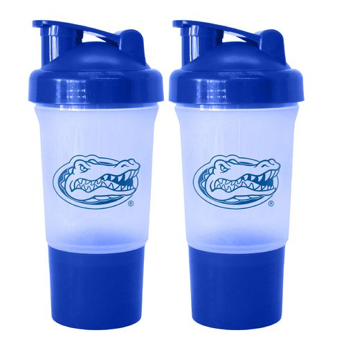 Boelter Brands University of Florida 16 oz. Protein Shakers 2-Pack
